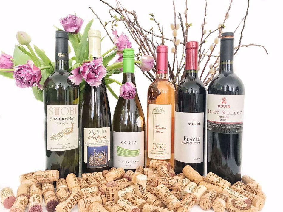 Lente Wijnen uit Macedonië 2020
