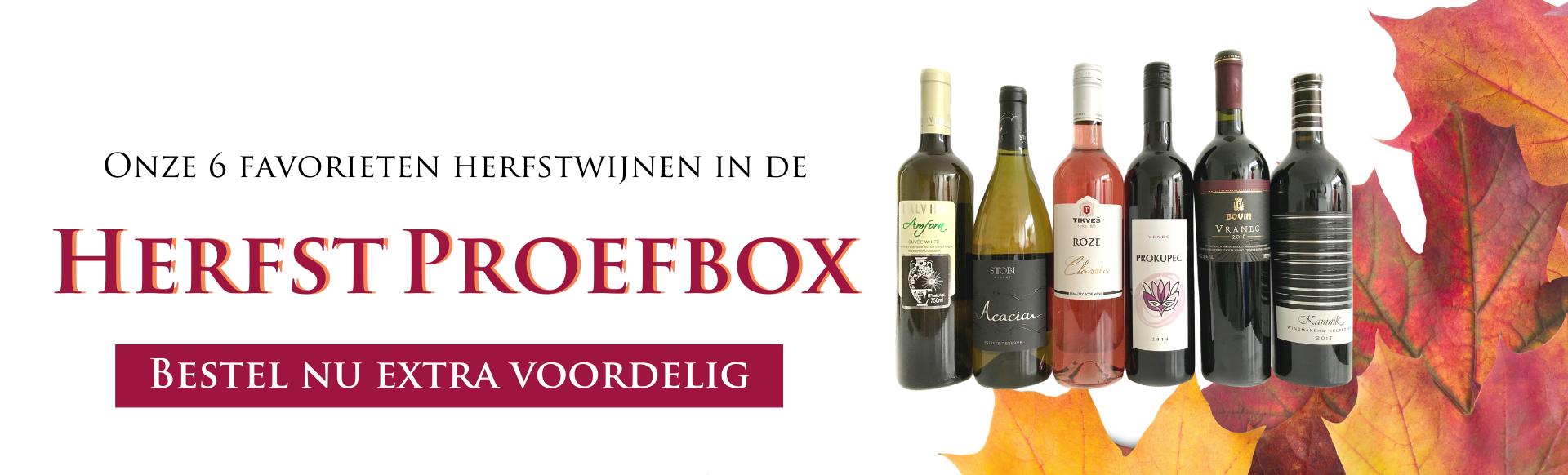 Herfst Proefbox