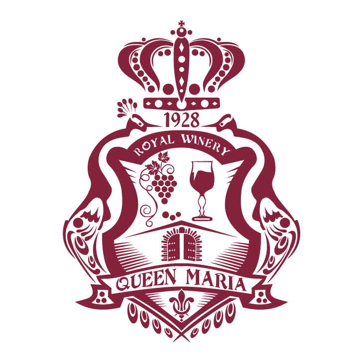 Queen Maria winery logo